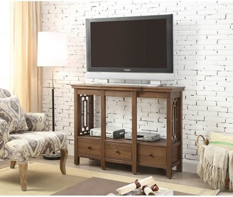 Linon Henry TV Stand - 52 inches