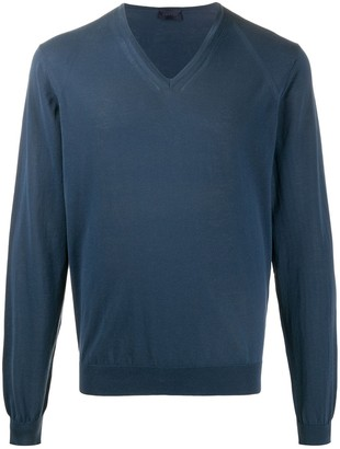 Lanvin V-neck jumper
