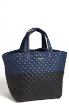 MZ Wallace 'Large Metro' Quilted Tote - Blue