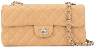 Chanel Pre-Owned quilted CC shoulder bag