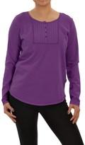 Woolrich First Forks Henley Shirt - Long Sleeve (For Women)