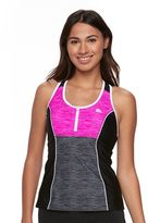 ZeroXposur Women's Colorblock Tankini Top