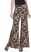JLO by Jennifer Lopez Women's Luxe Essentials Wide-Leg Pants