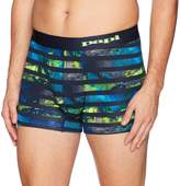 Papi Men's Intergalactic Mid Trunk Underwear, -, L