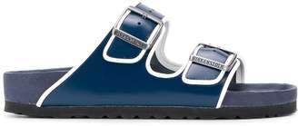 Birkenstock Arizona contrast trim sandals