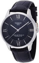 Tissot Men's T0994071605800 Analog Display Swiss Automatic Watch with Black Band
