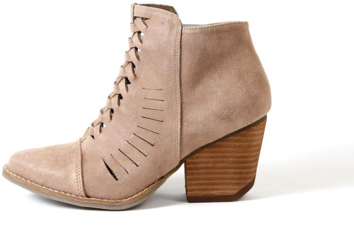 Coconuts by Matisse Ally Stacked Heel Bootie