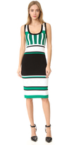 Prabal Gurung Sleeveless Knit Dress
