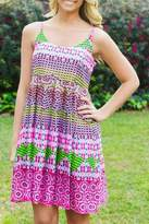Uncle Frank Bright Printed Sundress