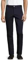 Wesc Solid Slim Flat Front Chinos