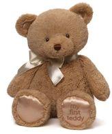 "Gund Large 18"" Plush My First Teddy"