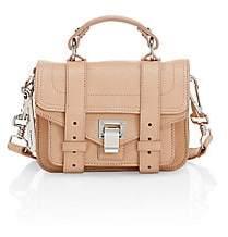 Proenza Schouler Women's Micro PS1 Leather Satchel