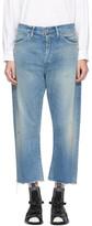 Chimala Indigo Selvedge Vintage Baggy Cut Jeans