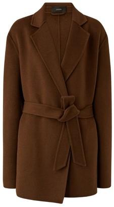 Joseph Cenda Wool-Cashmere Coat
