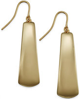 Charter Club Gold-Tone Drop Earrings, Only at Macy's