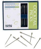 rsvp Endurance® Stainless Steel Cocktail Picks (Set of 16)