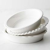 Williams-Sonoma Williams Sonoma Stoneware Pie Dish, Set of 3