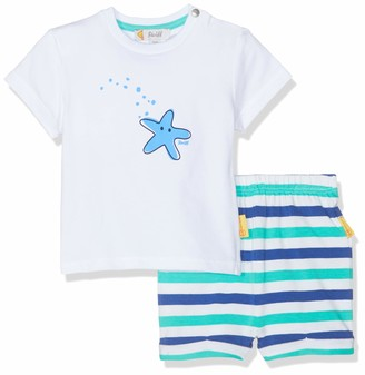 Steiff Baby_Boy's Set Shorts+T-Shirt Clothing