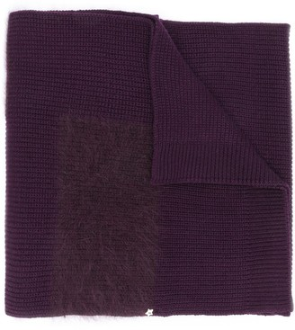 Lorena Antoniazzi Knitted Long Scarf