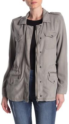 Max Jeans Tencel Safari Jacket