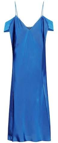 Ellery Affair satin dress