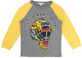 Little Marc Jacobs Tiger Hockey Helmet T-Shirt