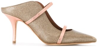 Malone Souliers backless pumps