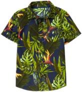 Crazy 8 Palm Shirt