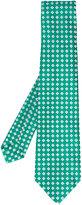 Kiton floral print tie - men - Silk - One Size