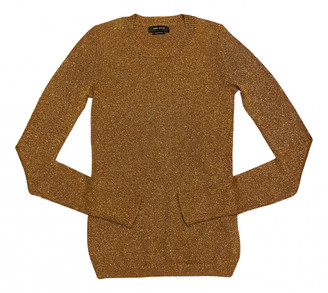 Isabel Marant Gold Viscose Knitwear