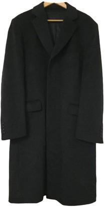 Colombo Black Cashmere Coats