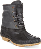 Tommy Hilfiger Men's Collins Waterproof Duck Boots, Only at Macy's