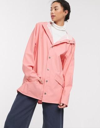 Rains short jacket