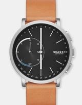 Skagen Hybrid Smartwatch Hagen Brown Leather