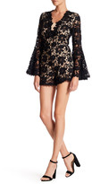 Julian Chang Jame Lace Romper