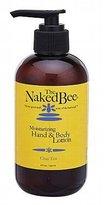 The Naked Bee Moisturizing Hand & Body Lotion, 8 Ounce, Chai Tea