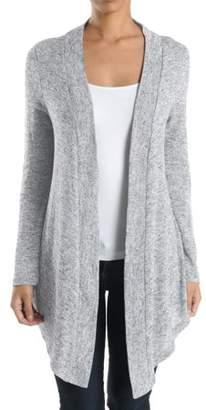 Glass House Apparel Women's Cardigan Sweater Casual Long Coat Jacket