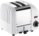 Dualit Classic Toaster - White - 2 Slot