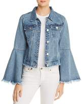 Glamorous Cropped Denim Jacket