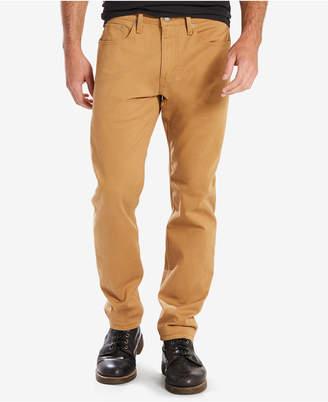 Levi's Men 502 Taper Soft Twill Jeans