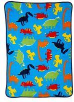 Carter's Prehistoric Pals Fleece Blanket