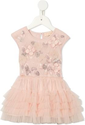 Strawberry Fields tutu dress
