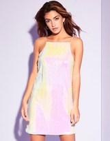 Lipsy Sequin Cami Dress