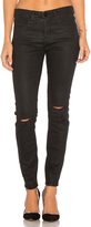 Blank NYC BLANKNYC Coated Distressed Skinny