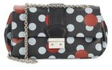 RED Valentino Polka-Dot Shoulder Bag