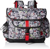 Bixbee Boy's Zombie Camo Kids Backpack