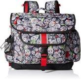Bixbee Boy's Zombie Camo Kids Backpack