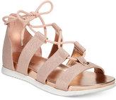 Michael Kors Summer Ghillie Sandals, Little Girls (11-3) & Big Girls (3.5-7)