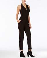 Armani Exchange Sleeveless Pull-On Jumpsuit