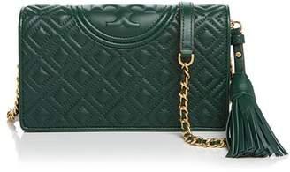 Tory Burch Fleming Chain Wallet